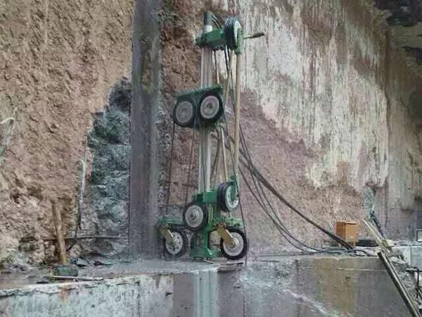 混凝土切割安全施工要求及措施